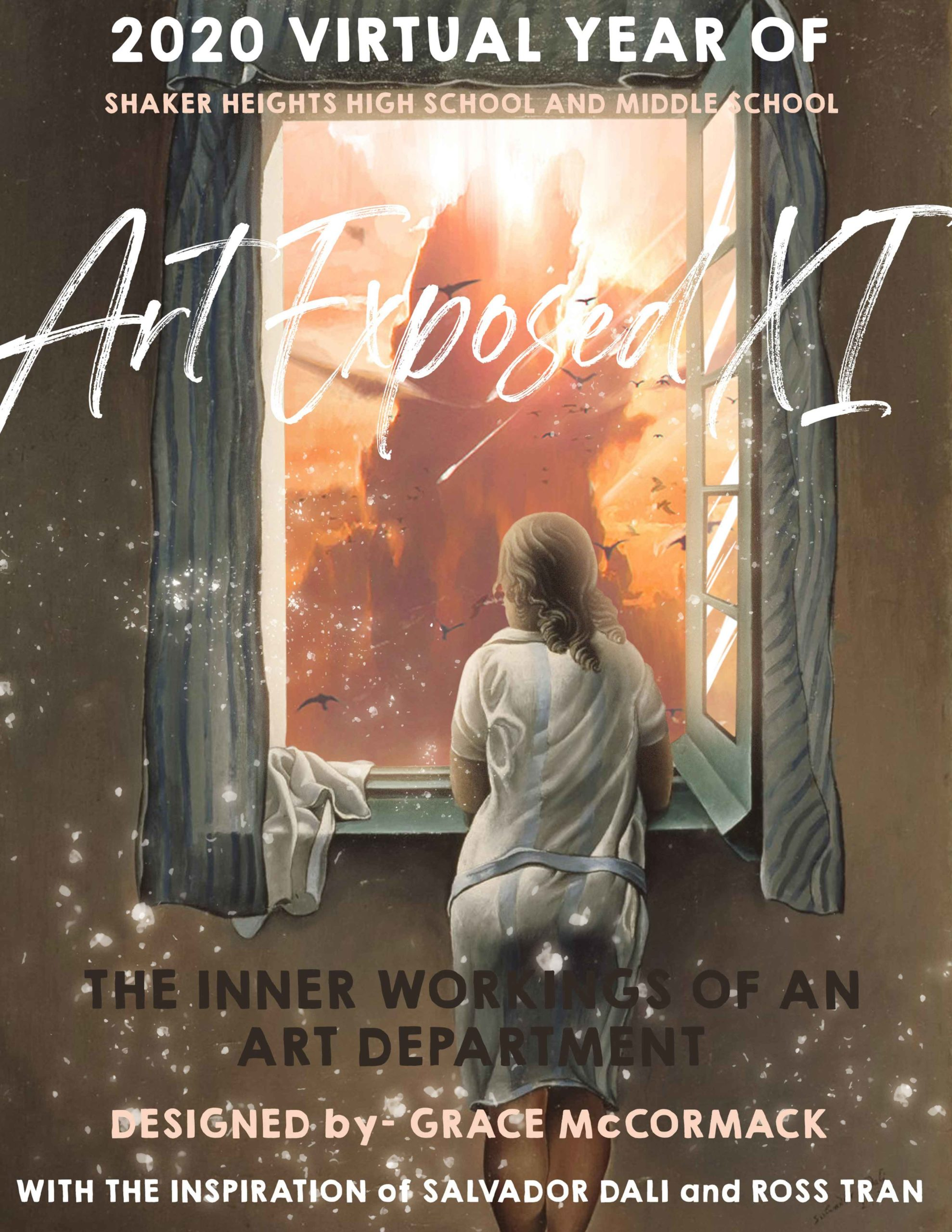 art exposed cover image