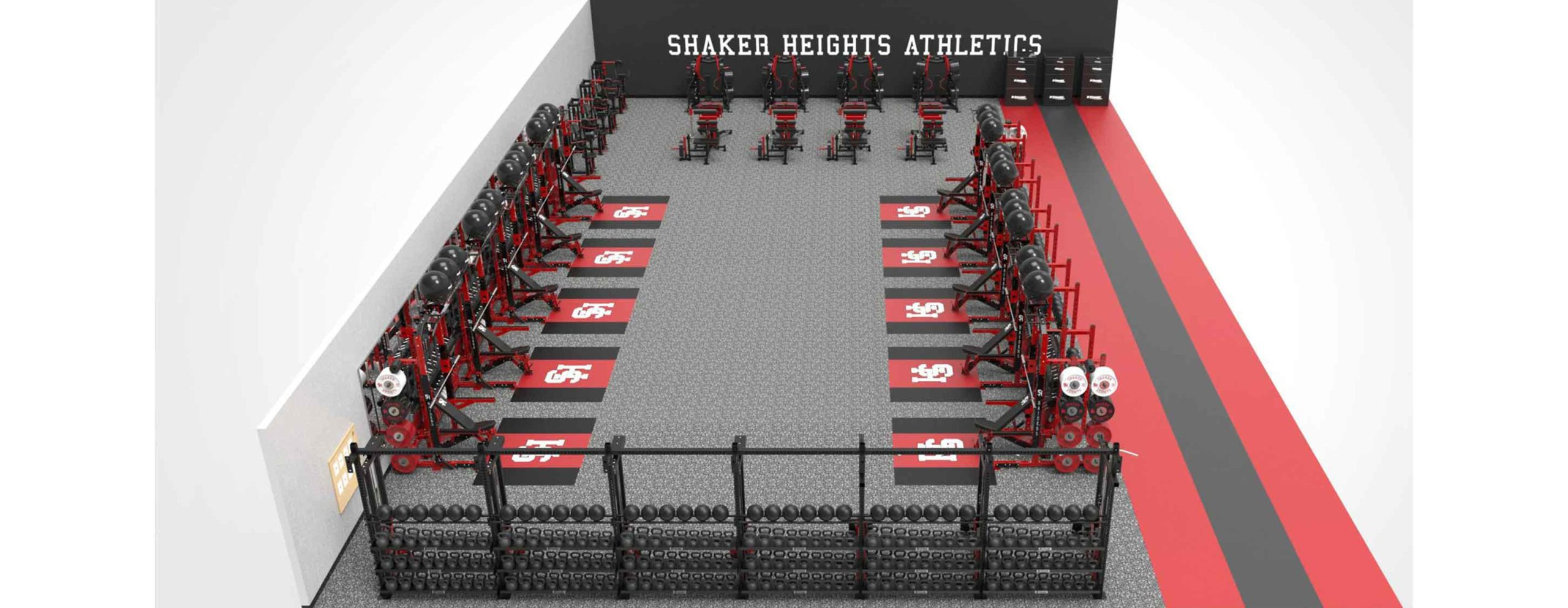 proposed athletic center